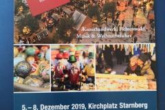 Weihnachtsmarkt in Starnberg 2019