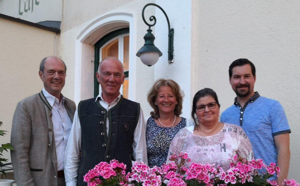 Neuer Vorstand des Bündnis Mitte Starnberg