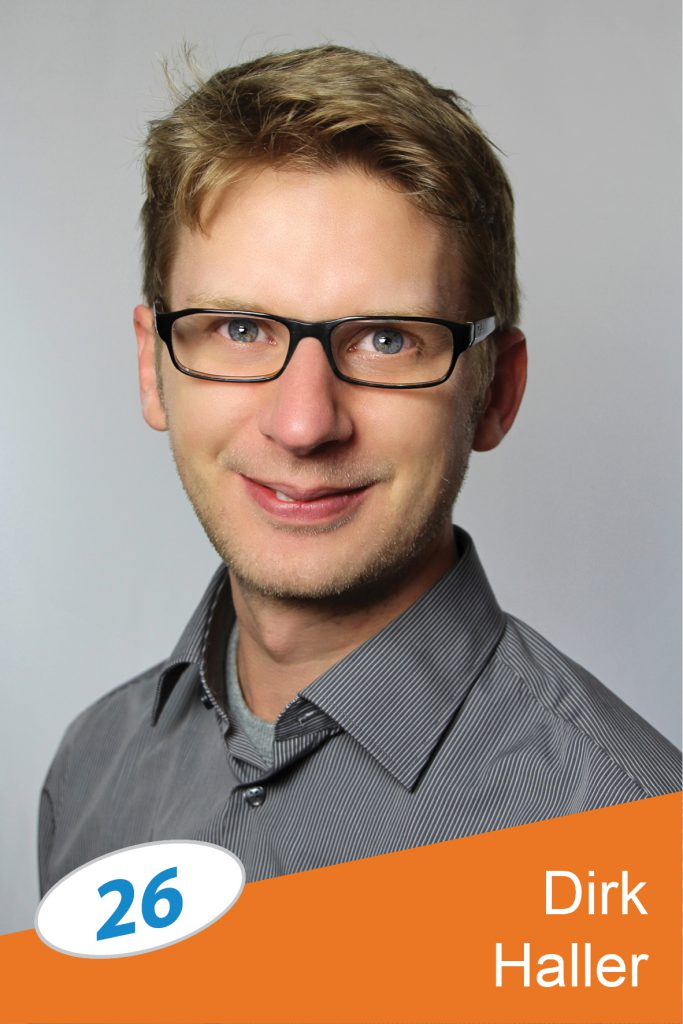 Dirk Haller (Platz 26)