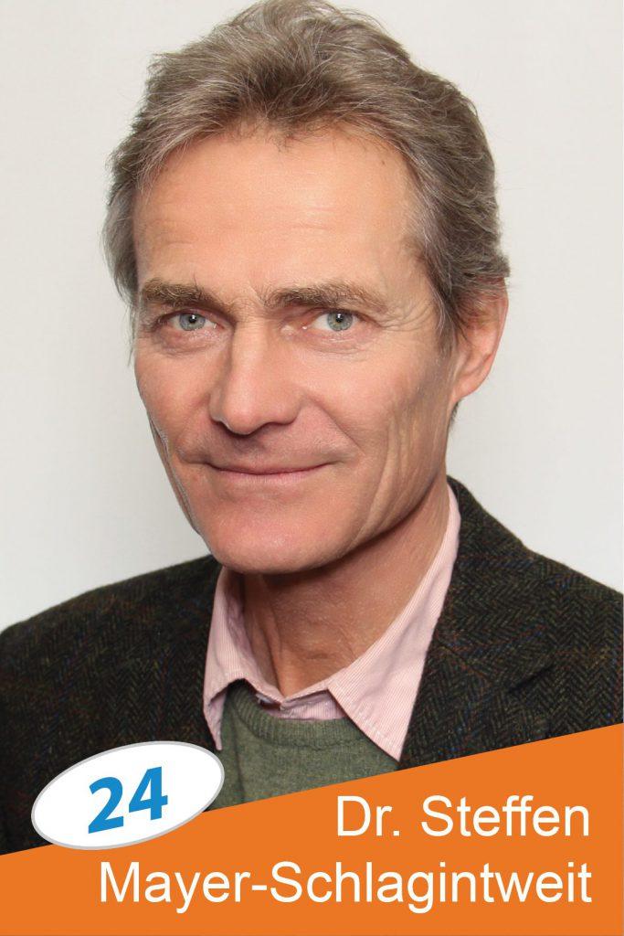 Dr. Steffen Mayer-Schlagintweit
