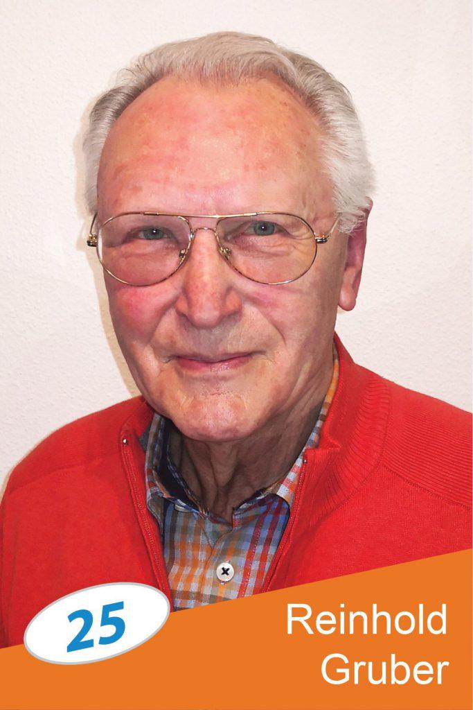 Reinhold Gruber